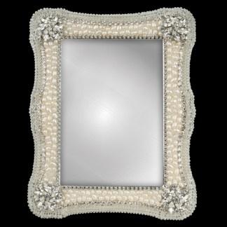 F-126-M bb Simon Swarovski crystal frame