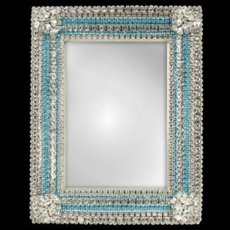 F-128-M bb Simon Swarovski crystal frame