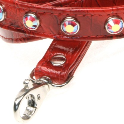LEASH Beau Brown Leather Dog Harness