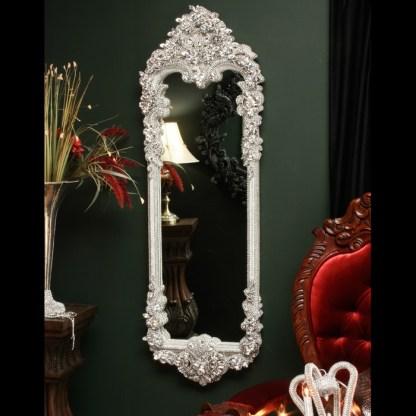 M-201 BB Simon Sparkling Swarovski Crystal Mirror