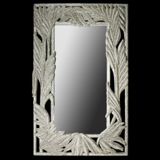 M-508 BB Simon Ornate Wall Diamond Mirrors