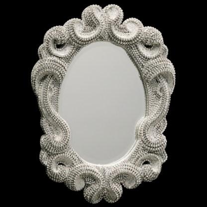 M-519 BB Simon Elegant Swarovski Mirror