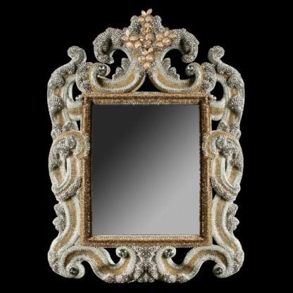 M-803 BB Simon Elegant Diamond Mirror