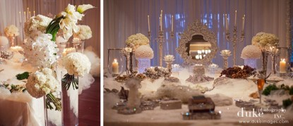 WEDDING # 6 Crystal Decorations