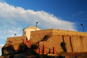 Arzachena, Chiesa di Santa Lucia