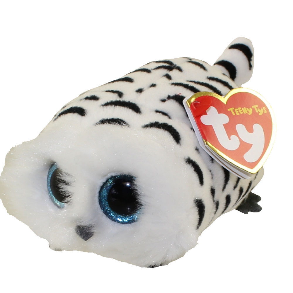 TY Beanie Boos Teeny Tys Stackable Plush NELLIE The