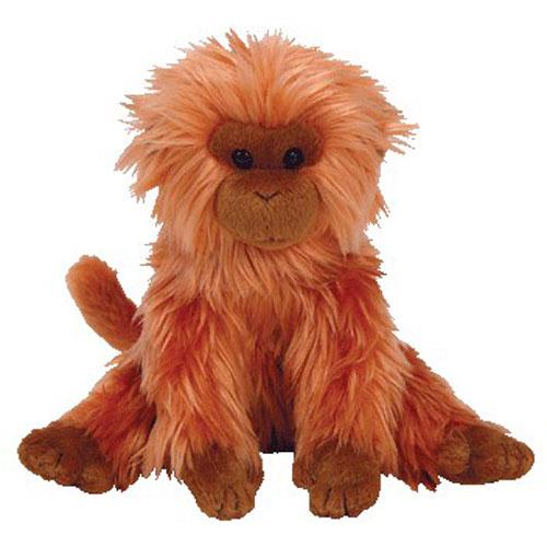 TY Beanie Baby CHARLIE The Monkey 8 Inch BBToyStore