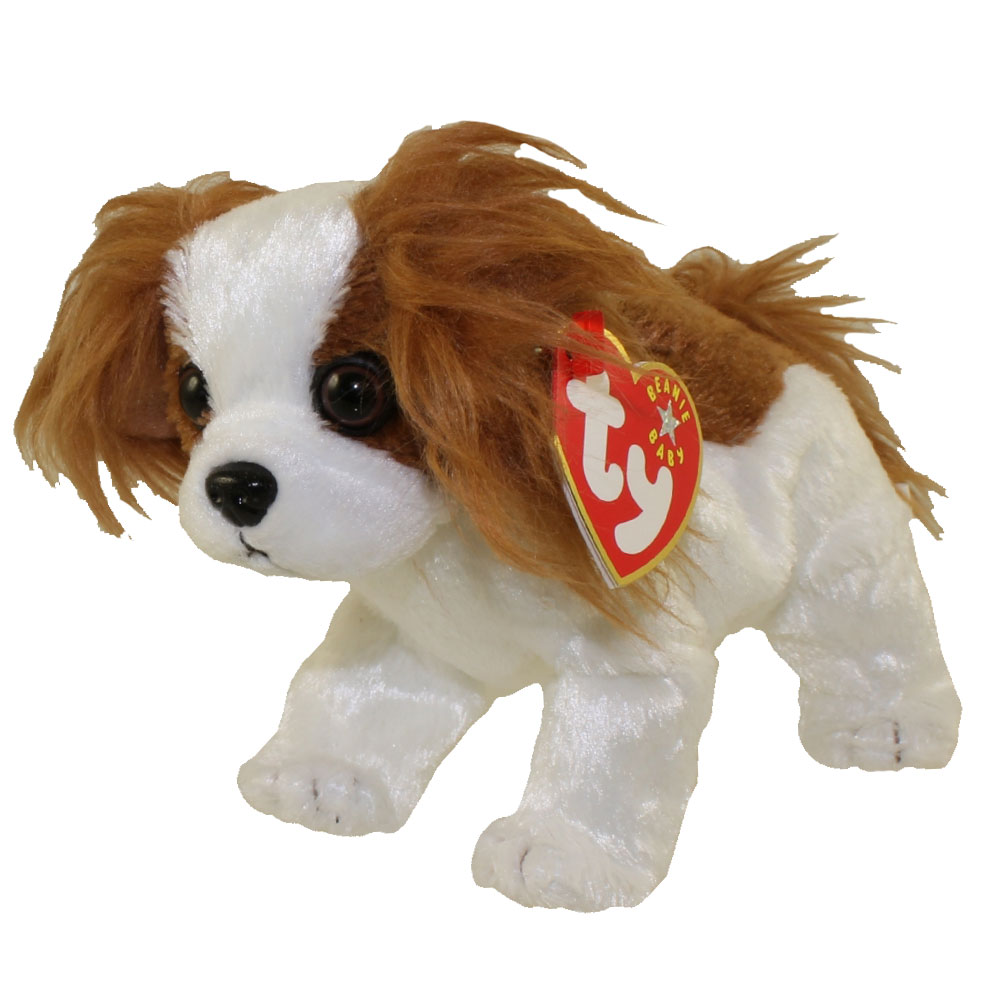 TY Beanie Baby REGAL The King Charles Spaniel Dog 6