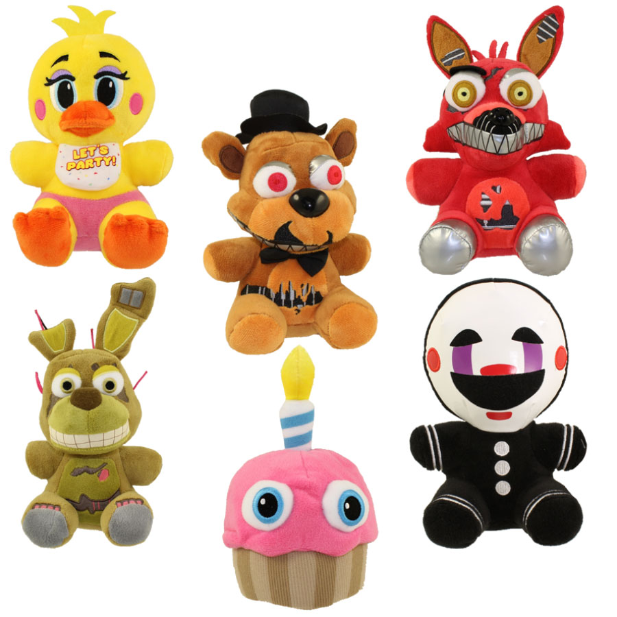 Funko Collectible Plush Five Nights At Freddys Series 2