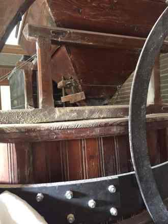Dettaglio del mulino di bedizzole
