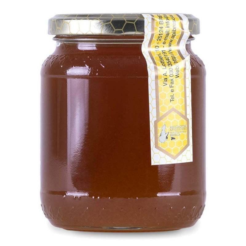 Miele millefiori prodotto in alta montagna
