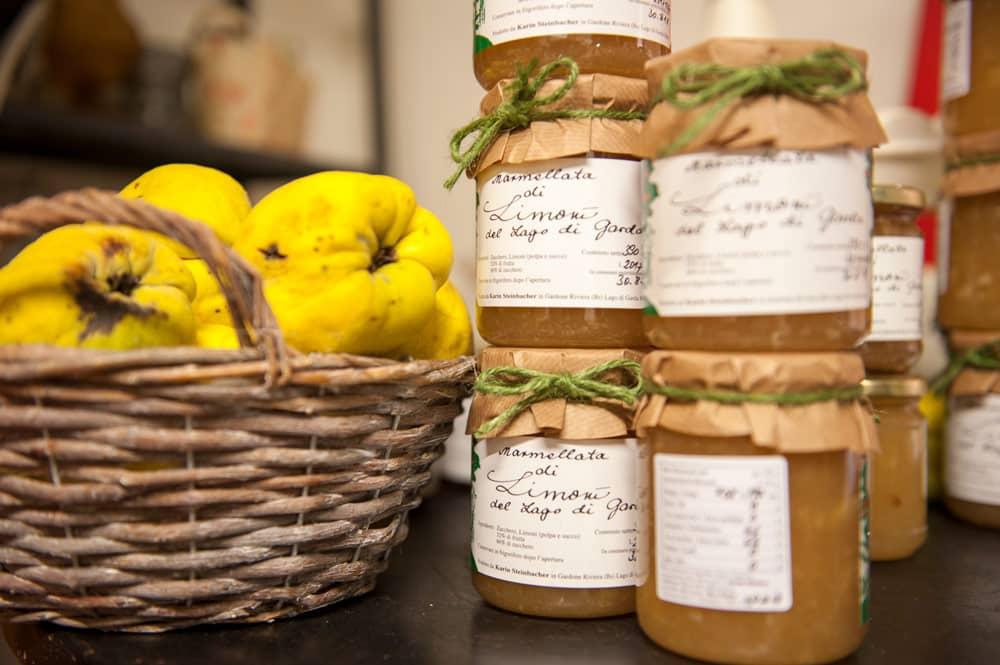 Marmellata di limone del lago di Garda fatta da Karin Steinbacher