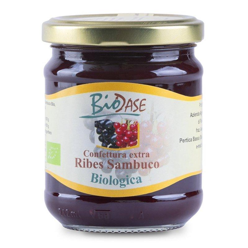 Confettura marmellata di Ribes biologica BioDase