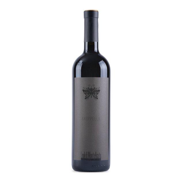 Vino rosso Groppello lago di Garda