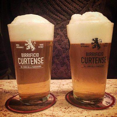 Birra artigianale Curtense della Franciacorta