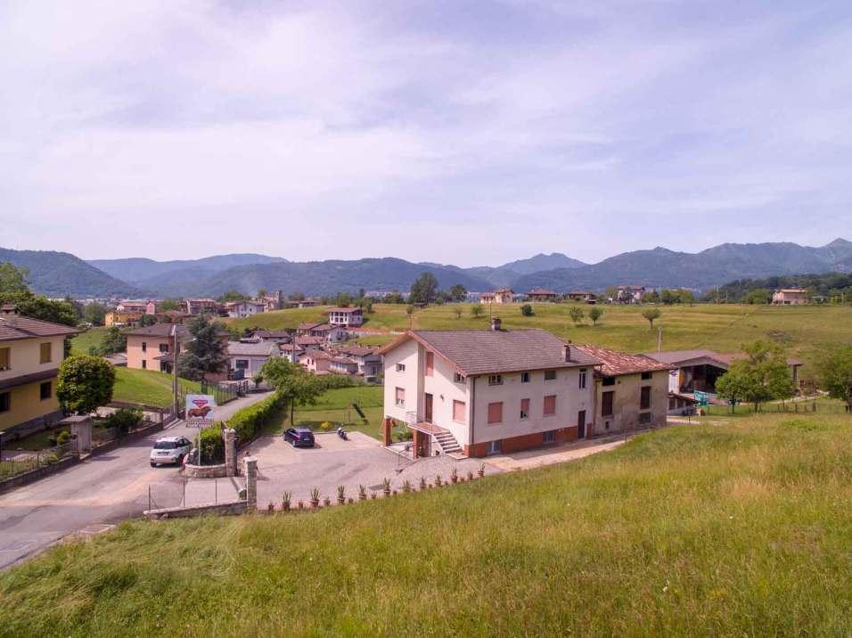 Sede azienda agricola Vassalini sitauta a Preseglie (Brescia)