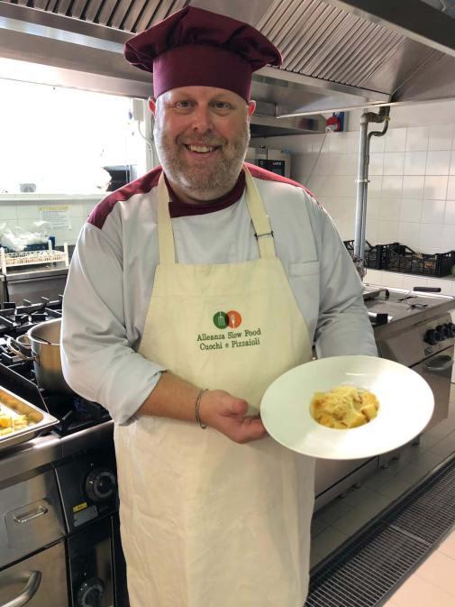 Lorenzo Econimo Slow Food Brescia