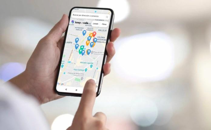 BBVA Next Technologies lanza una 'app' para evitar lugares concurridos 1