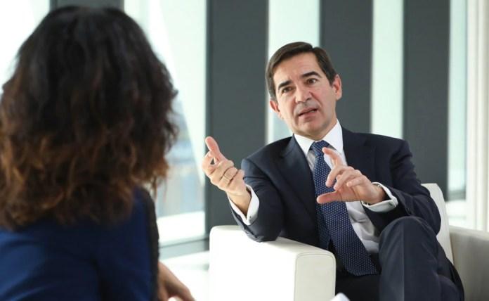 Carlos Torres Vila, presidente del BBVA, resume 2020... y anticipa 2021 1