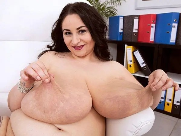 real giant boobs BBW Alice85jj