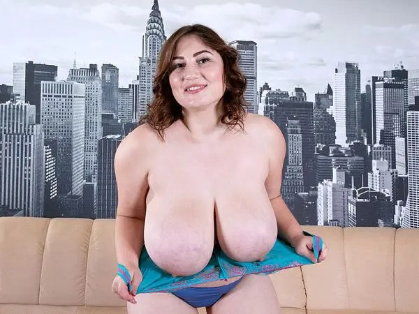 BBW Ivanna Lace boobs