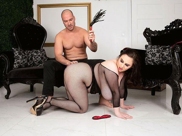 BBW milly marks spanking