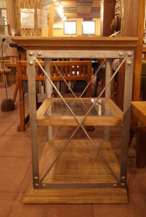 ガラスサイドボード (5)