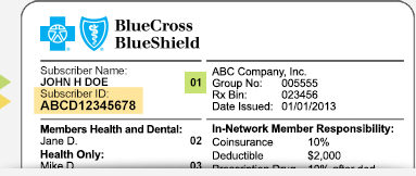 subscriber id on insurance card   Gemescool.org