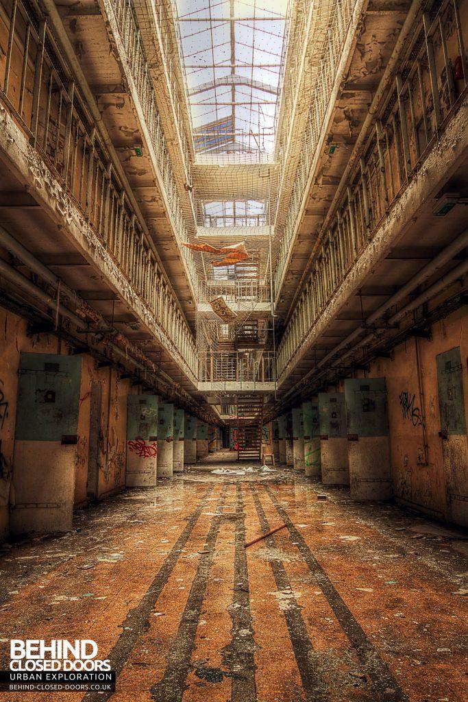 Prison De Loos Prison H15 Lille France Urbex