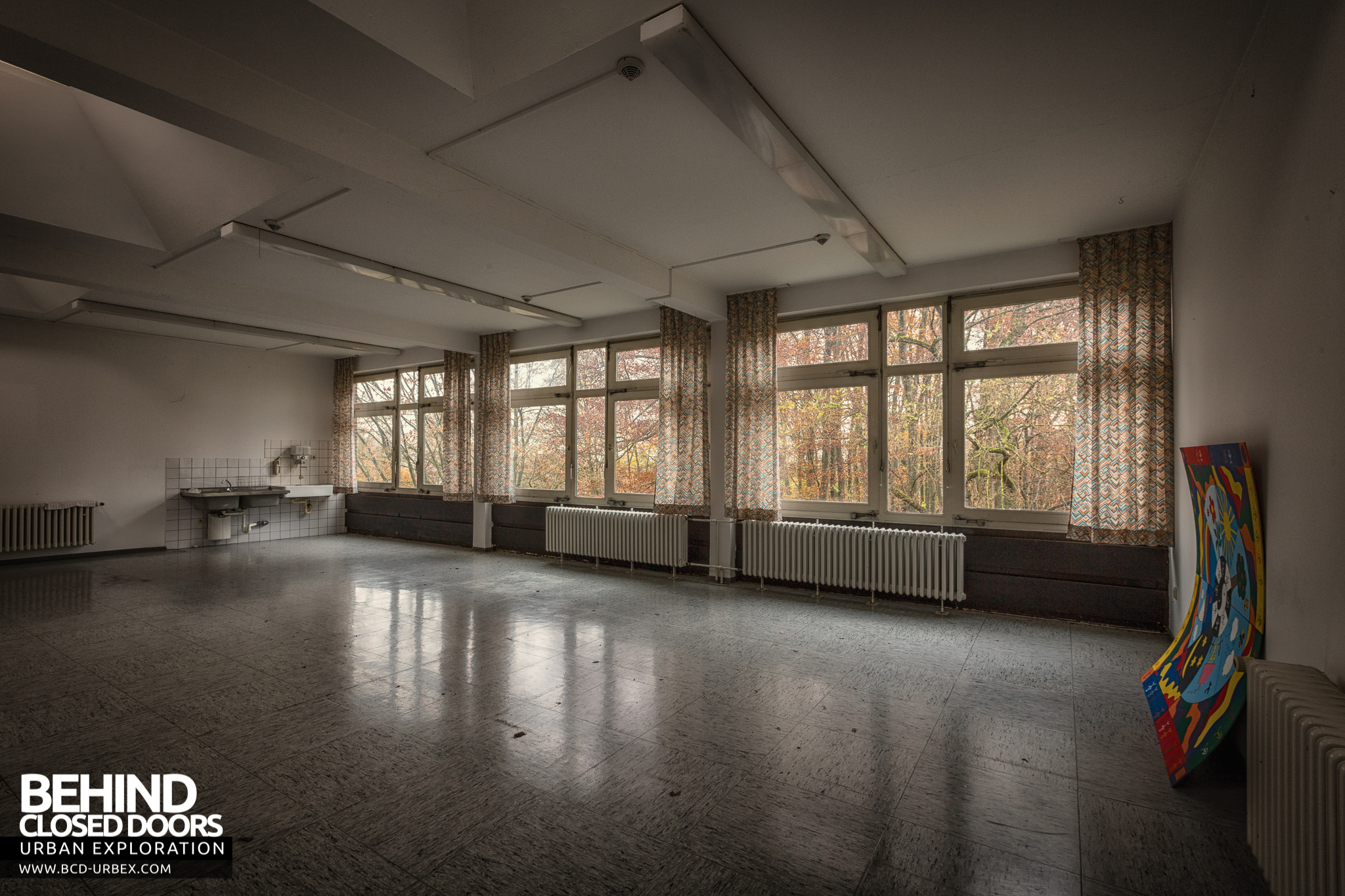 Psychiatrie V Abandoned Hospital Germany Urbex