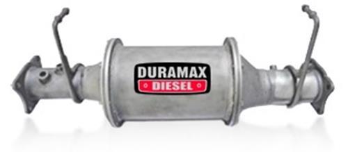 diesel particulate filter dpf service kit gm 2007 5 2010 ec sb