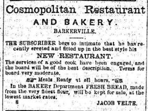 Cosmoplitan Resturant and Bakery