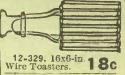 Eatons Catalogue toasting rack