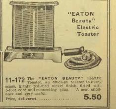 Eaton beauty electric toaster