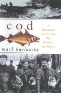 """Cover of """"Cod"""" by Mark Kurlansky"""