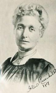 Alice Ravenhill 1917