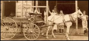 Van Vollkenburgh cart courtesy CIty of Vancouver Archives