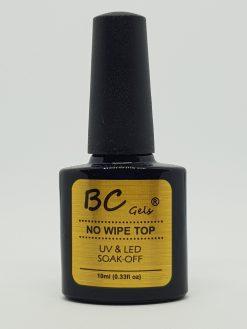 bc gels no wipe top 10ml