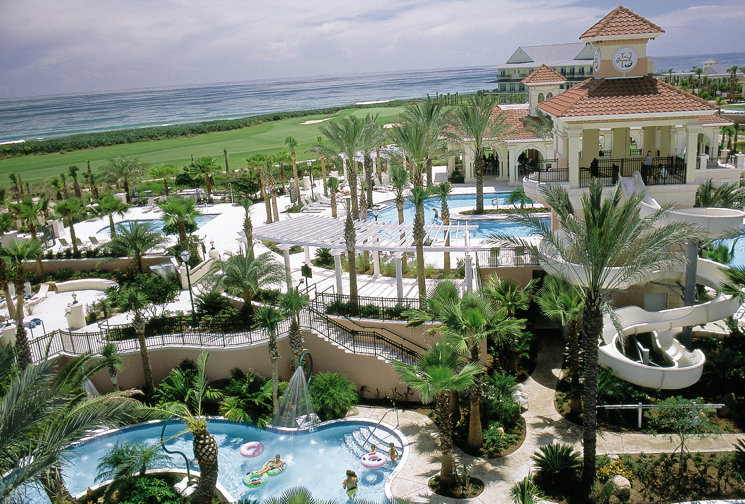 Hammock Beach A Lovely Oceanfront Golf Resort South Of