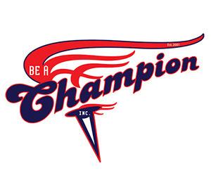 Be a Champion, Inc. logo