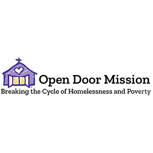 Open Door Mission logo