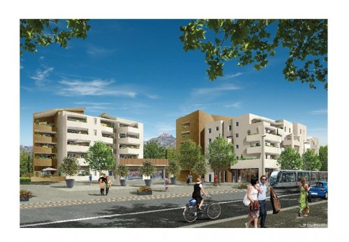 Location Local Commercial Aubagne 13400 Quartier Rousselot