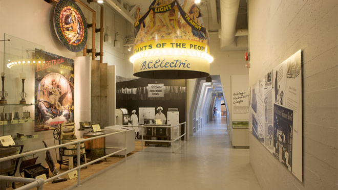 Get The Inside Look At A BC Hydro Visitor Centre This Summer