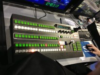Broadcast Pix 2000 control surface