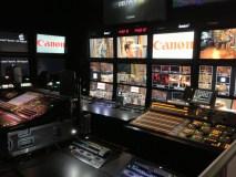 Canon 4K control room