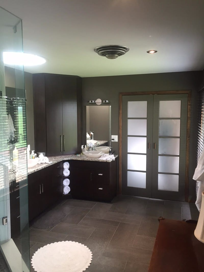 Contemporary Bathroom Vanities Without Tops Picking Colors For