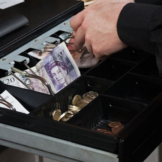 Cash drawers