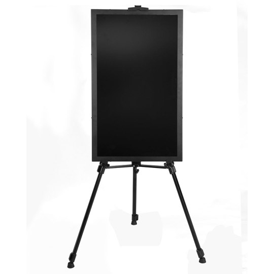 "Clever Canvas 27"" Display Advertising Board"