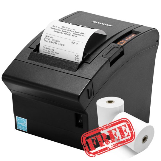 Thermal printer Samsung SRP-352: POS printer for retail and hospitality