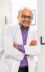 Dr. Shah non surgical face lift doctor in surrey